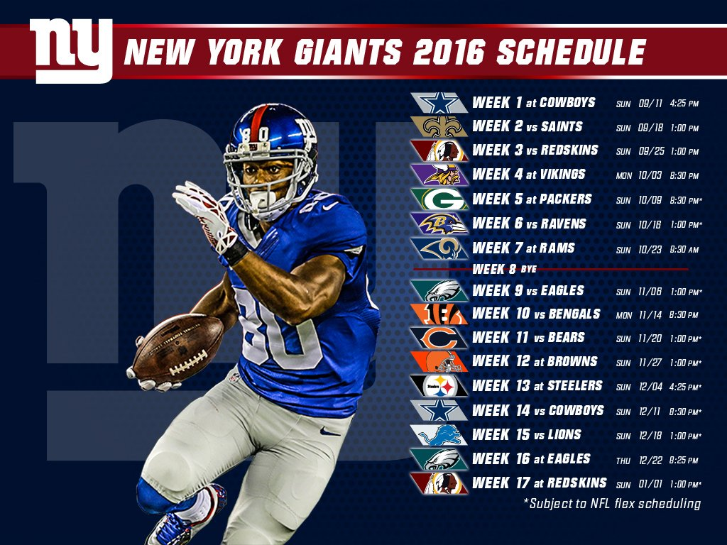 new york giants 2016 jersey