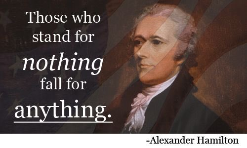 "Hamilton Quotes on Twitter: """"If you stand for nothing Burr, what'll you  fall for?"" #Hamilton #hamiltonmusical… """