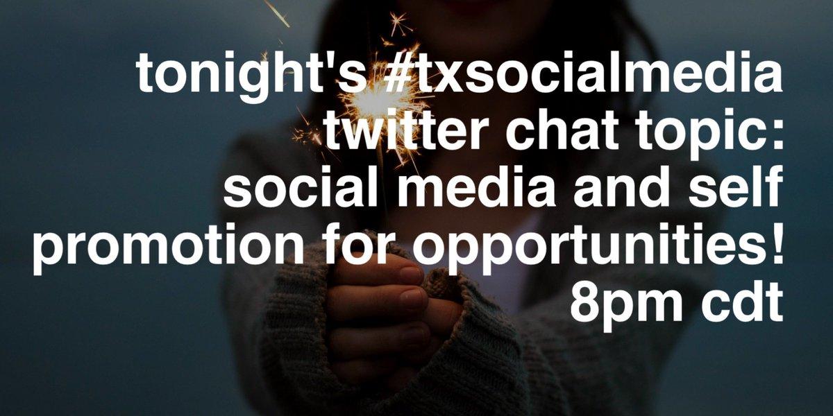Thumbnail for 5/11/16 #socialmedia & self-promotion
