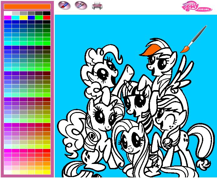 My Little Pony A Twitter Dibujos De Mylittlepony Para Colorear