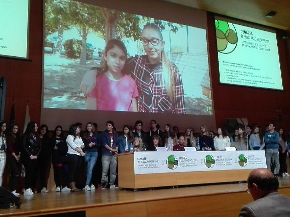 Precioso!!!!!! Enhorabuena Programa Pigmalión #EduInclusiva16 Voz y visibilidad EDUCACIÓN INCLUSIVA con mayúsculas https://t.co/DDajUBJ1VP