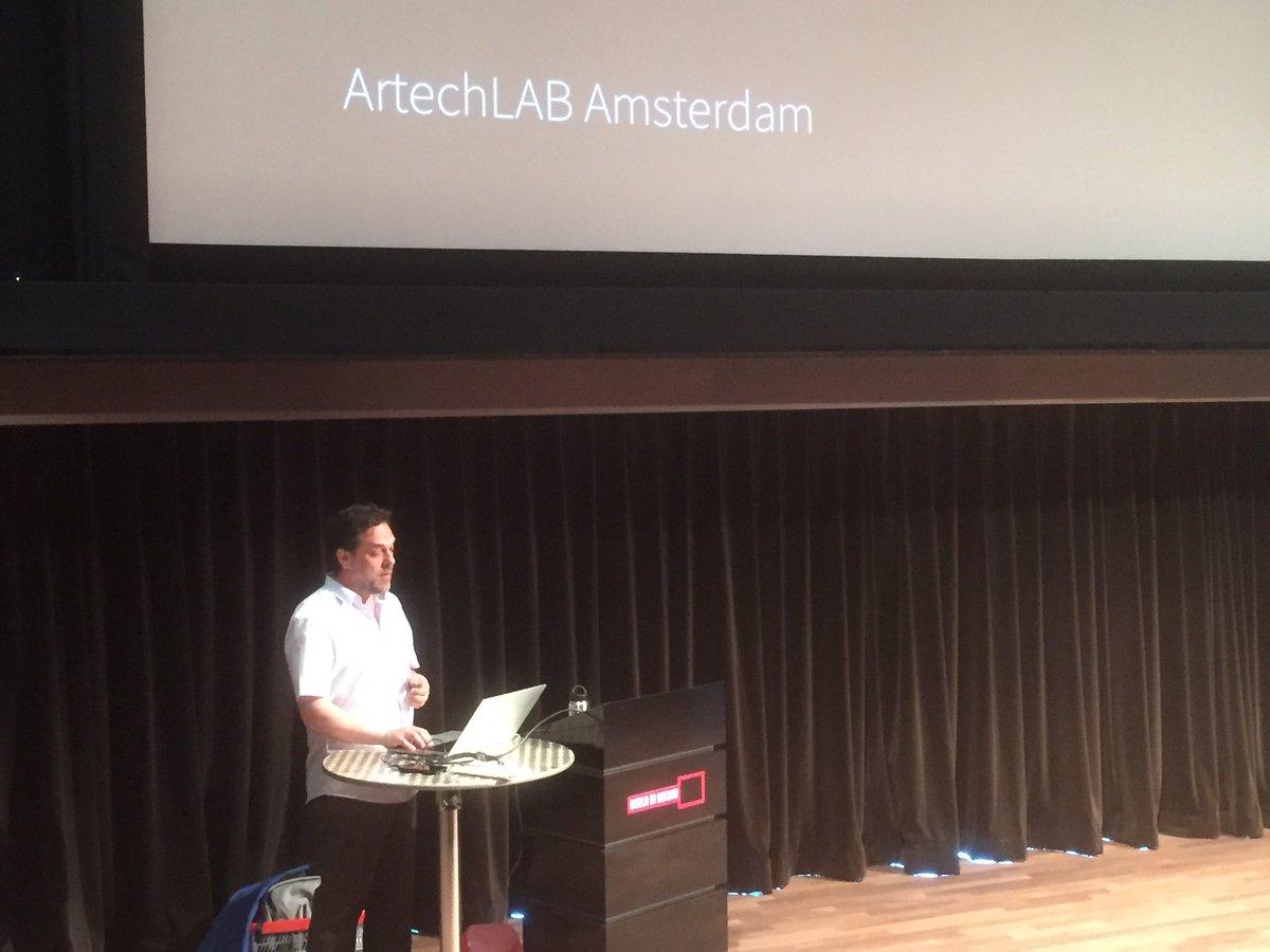 Nu Michiel Koelink over ArtechLAB @COschoolNL #coschool https://t.co/NM0U6BGOVW