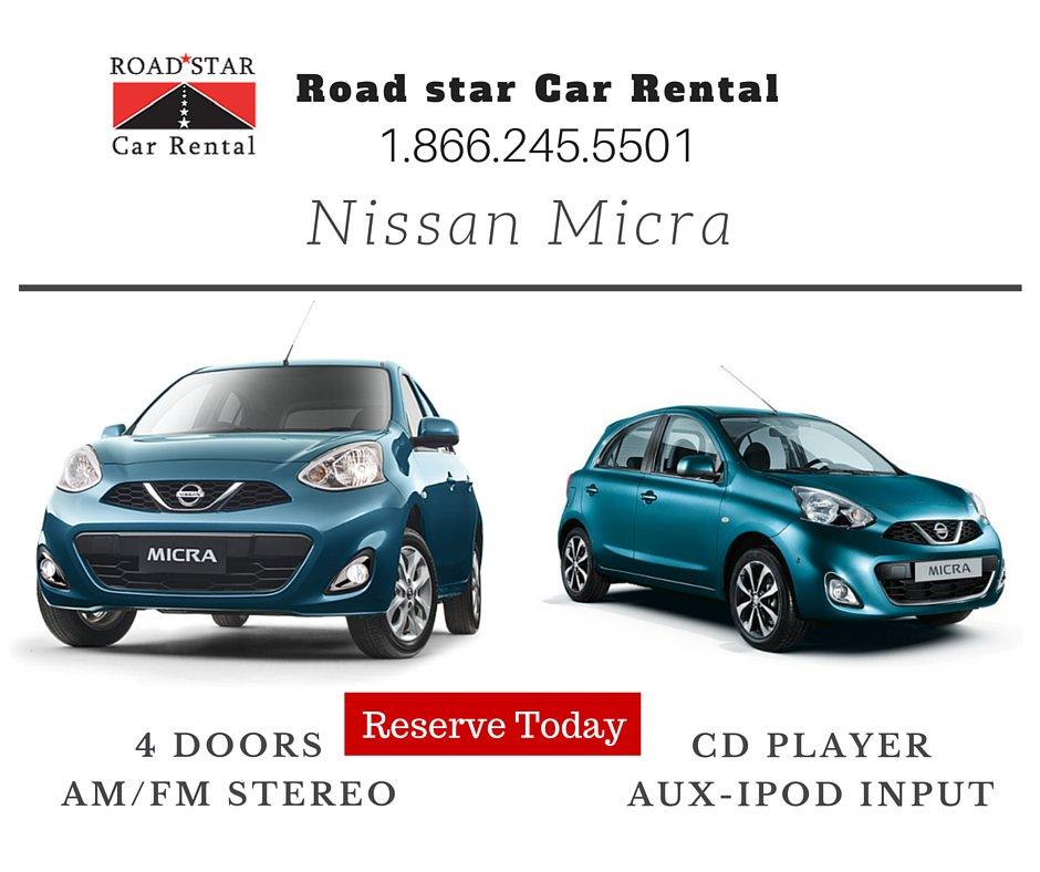 Roadstar Car Rental