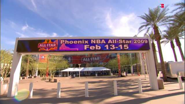 #NBAAllStar 2009 in Phoenix was a fun one!  All of All-Star 2021 in One Night!  Sunday March 7th on TNT:  🌟 5:00pm/et: TNT NBA Tip-Off presented by CarMax  🌟 6:30pm/et: #TacoBellSkills & #MtnDew3PT 🌟 8:00pm/et: 70th NBA All-Star Game 🌟 Halftime: #ATTSlamDunk https://t.co/lhf3HTkSiq