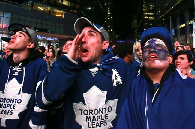 Today is the 3 year anniversary of the Maple Leafs game 7 collapse. Where were you when it happened? https://t.co/PzOxXokdMD