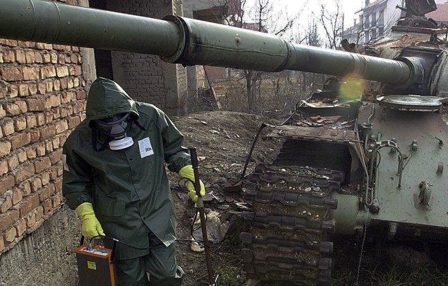 Le Neoplasie, provocate da Uranio impoverito, hanno ucciso 333 ragazzi in Bosnia