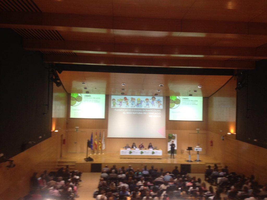 #EduInclusiva16 Loles Bañon  presenta practicas inclusivas de centros educativos. https://t.co/kWtvLT0tYj