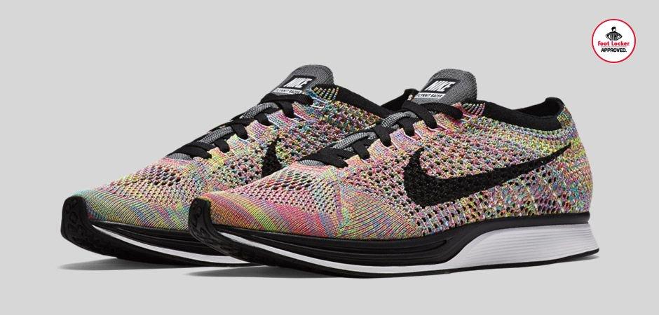 la sortie abordable multicolore Nike Flyknit Rabais Footlocker Multicolores Coureur réal Livraison gratuite arrivée Ub8IyR
