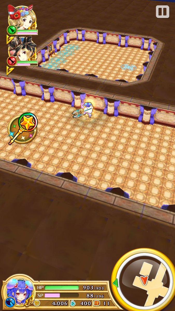 【白猫】10島後半5-2「登りの降り道」の宝箱サブミッション攻略情報!見落としやすい場所に宝箱部屋へのルートあり!【プロジェクト】