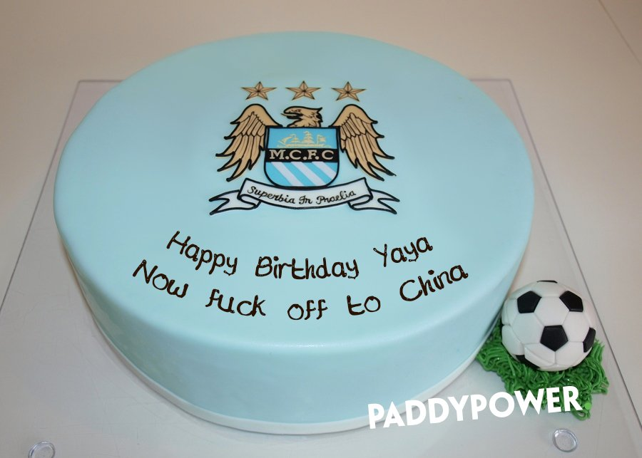 Paddy Power On Twitter Yaya Toures Birthday Today And Mcfc Have