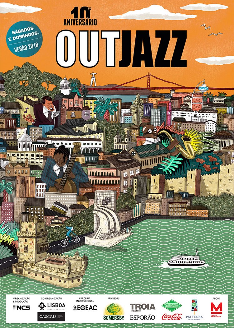 Visit Portugal On Twitter Out Jazz Free Summer Concerts In