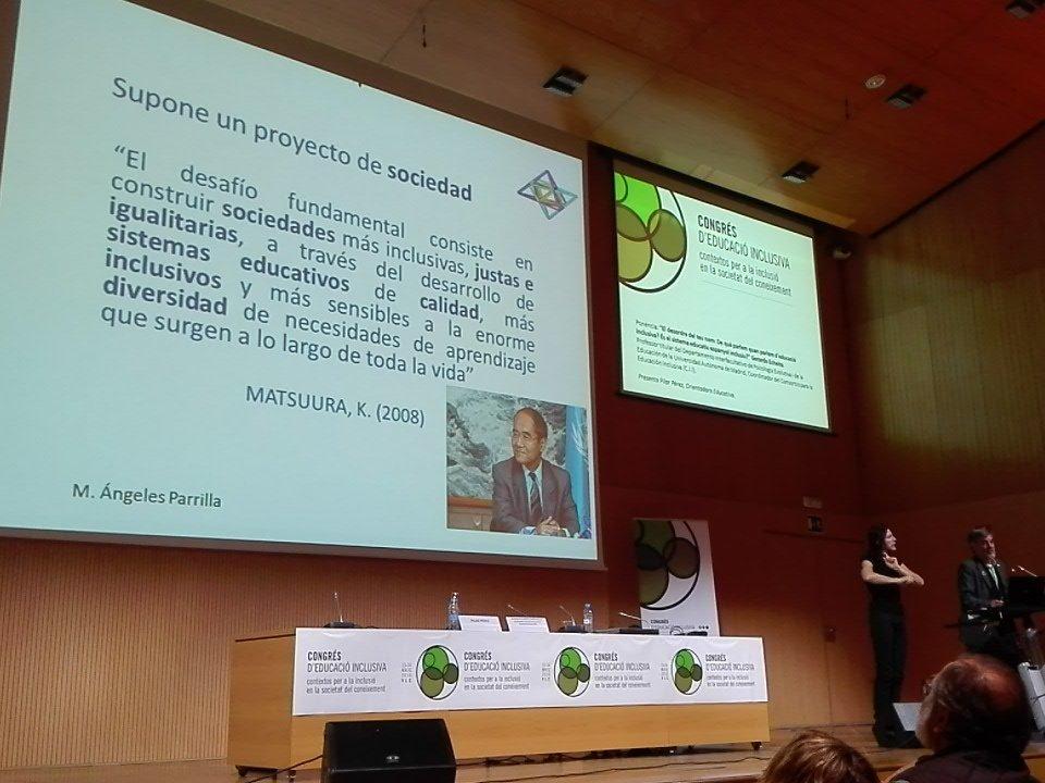 Proyectos de sociedad @CEInclusiva  #EduInclusiva16 https://t.co/FHwtcj9waH