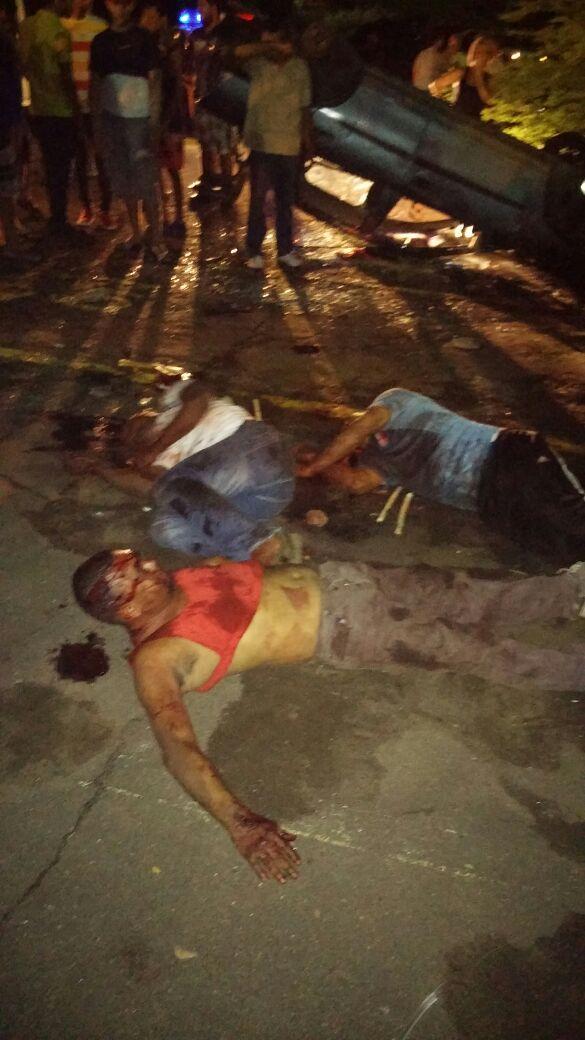 Crisis de inseguridad en Venezuela. (sálvese quien pueda) - Página 15 CiVV_DpWgAE0EyH