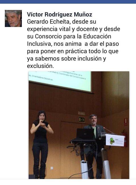 #EduInclusiva16 #PrimaveraEducativa https://t.co/mDIxBtYWVo