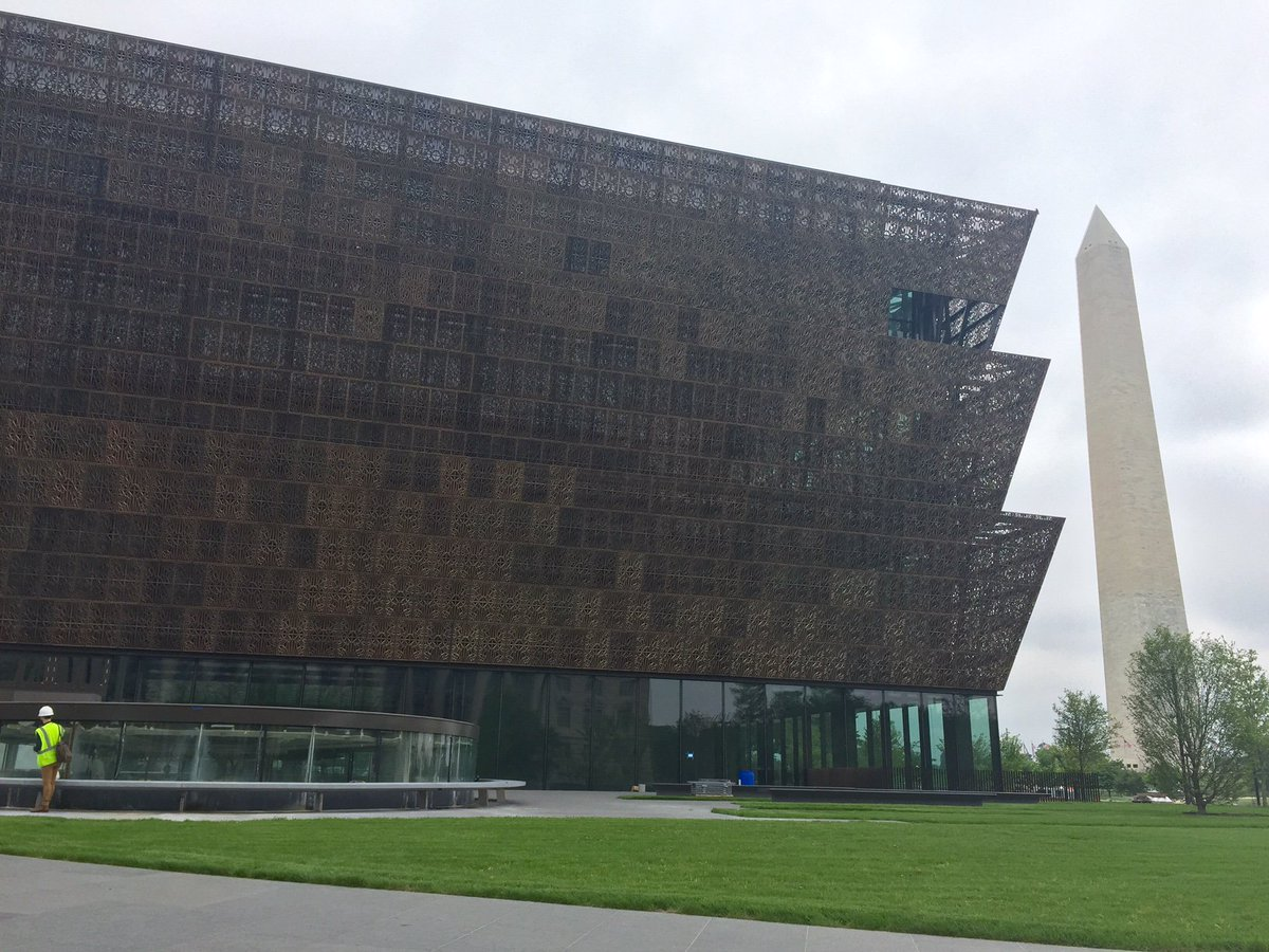 Thumbnail for Tour of the National Museum of African American History and Culture, May 2016