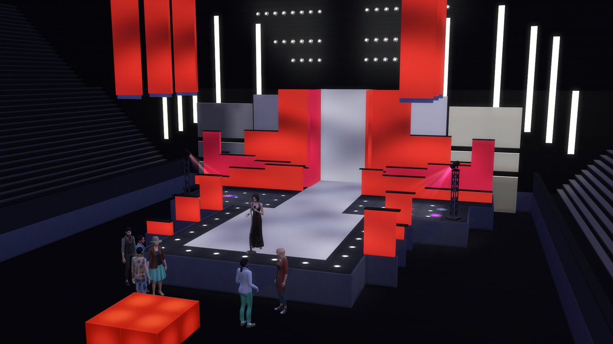 Eurovision Song Contest On Twitter Download The Eurovision Stage And Use It In Minecraft Full Instructions Here Https T Co Rr1luvlu3l Re Enact The Magic Of The Show