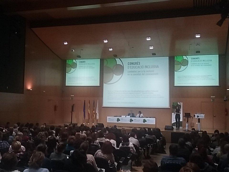 @CREE_CYL Congreso de #EduInclusiva16 con G. Echeíta. El sistema educativo inclusivo. https://t.co/mIYnJtOiPi