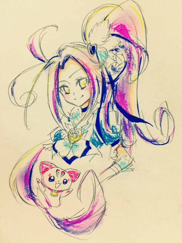 Minnie*fp (@FpMinnie1)さんのイラスト