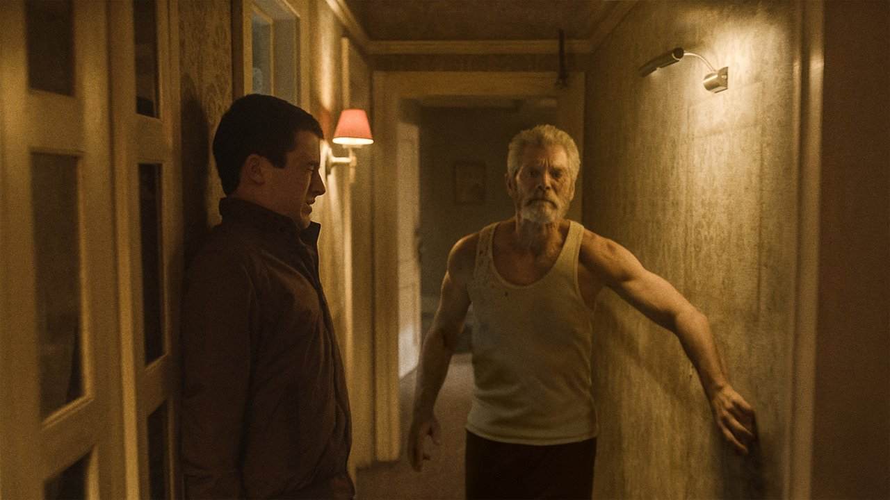 Don't Breathe Trailer Featuring Stephen Lang 2