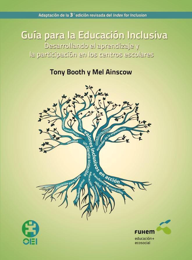 @Victorod1 director de @FuhemEducacion Guía para la Educación Inclusiva @MelAinscow y Tony Booth #EduInclusiva16 https://t.co/Lzk9jh3lCO
