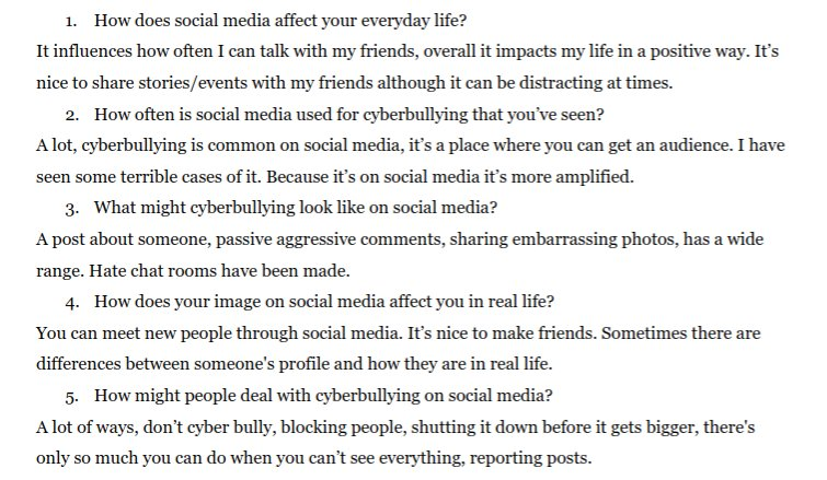 cyberbullying a 21st century social dilemma psychology essay Would you tell if you saw a popular kid bullying news company or even a social media site  grace ethical dilemmas for essay topics thoughtco, oct 15.