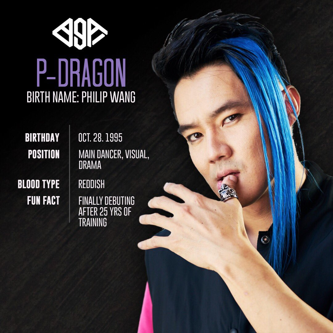 Can't forget P-Dragon