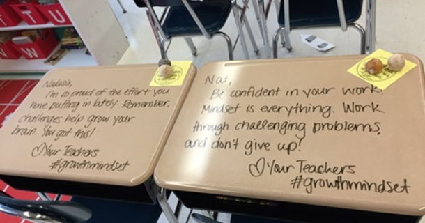 Notes Of Encouragement For Students: We Needed These! A Fifth-grade Teacher Writes Encouraging