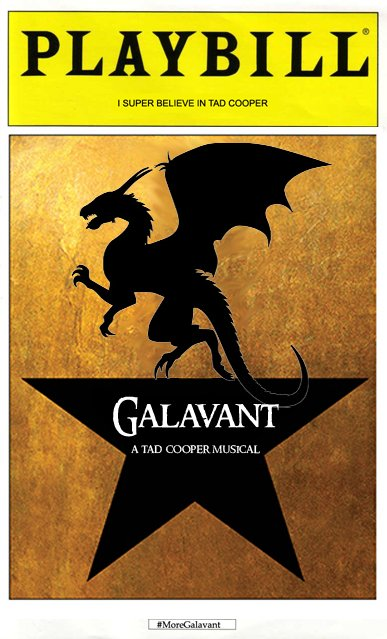 I heard someone say Galavant + stage production! So I can trot this out again? @AIMenken @KarenDavid @Omundson https://t.co/IhSY2yzQes