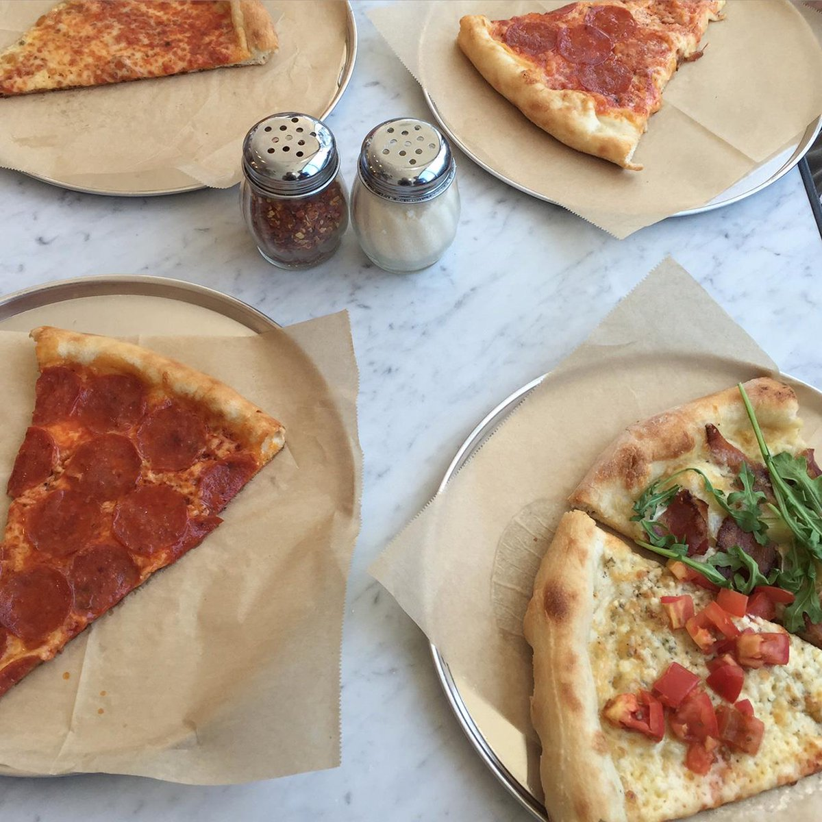 Free slices at our 10th & Miller location - come by Saturday, 5/14 between 11:00 am - 3:00 pm. https://t.co/yf98V1P9gM