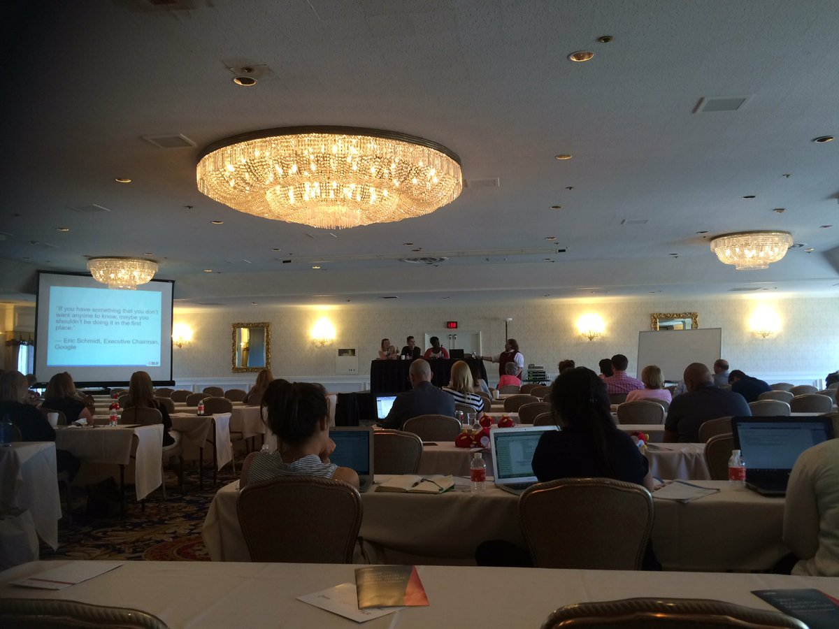 Great Compliance discussion #recruitcon https://t.co/8wDIZCdcwN