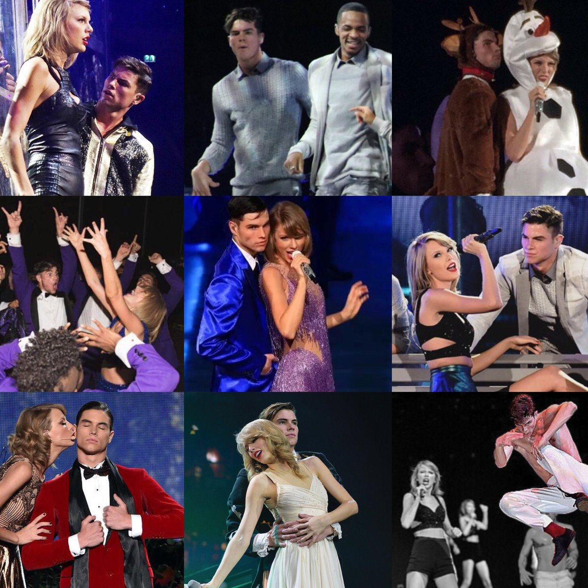 Taylor Swift News On Twitter Happy Birthday To Taylor S Talented And Witty Dancer Mase Cut Who S Been With Her On The Red Tour And 1989 Tour