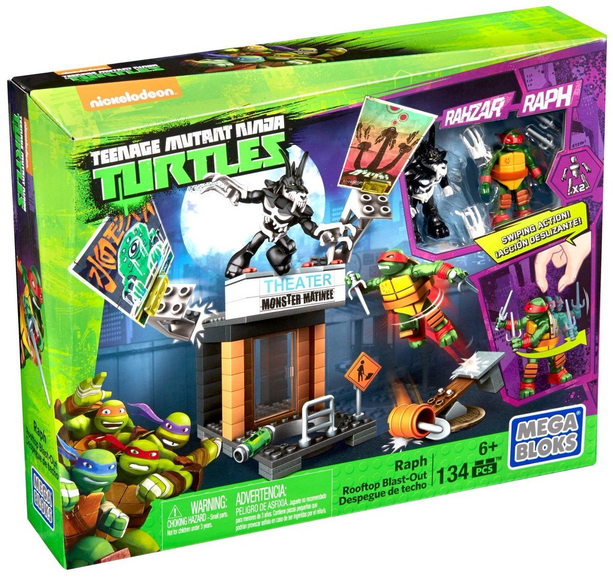 TMNT Fan 86 on Twitter Mega Bloks  Teenage Mutant Ninja Turtles