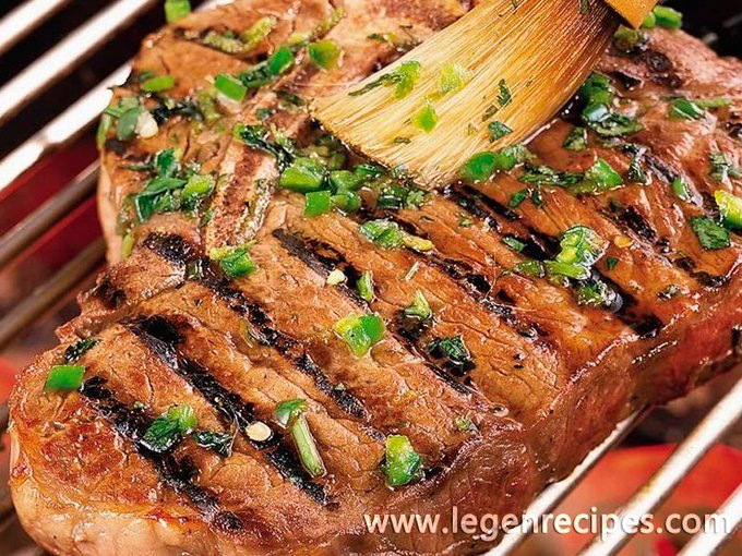 Grilled Margarita Steaks