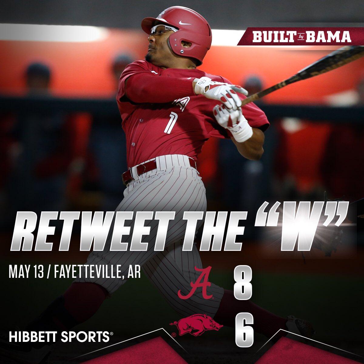 273c6587c386 Alabama Baseball on Twitter
