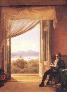 Franz Ludwig Catel 1778-1856 Schinkel in...