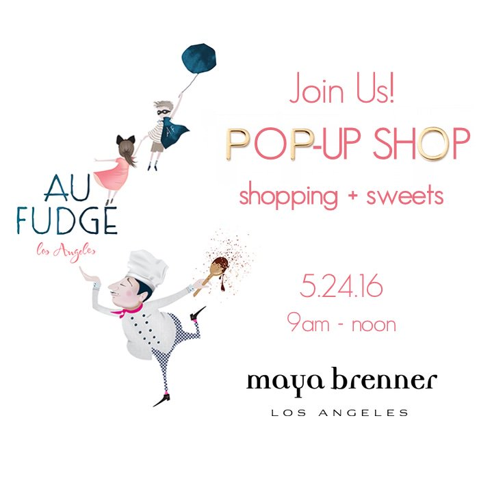 A rare trunk show for us with @shopalthouse at @aufudge. 20% off letter pieces, states, & brand new collection! xoM https://t.co/XR4FhXNQ02
