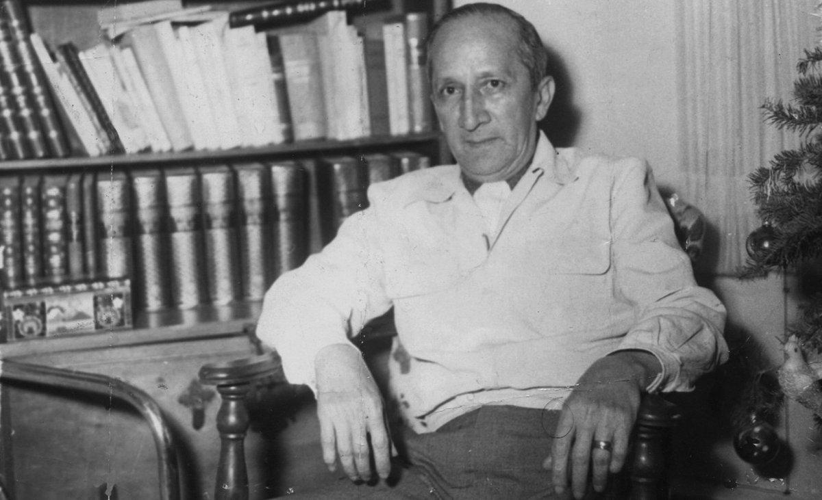 en 1955 fallece el escritor y político venezolano Andrés Eloy Blanco. tenía 58 años. https://t.co/GRnKF2nbHD