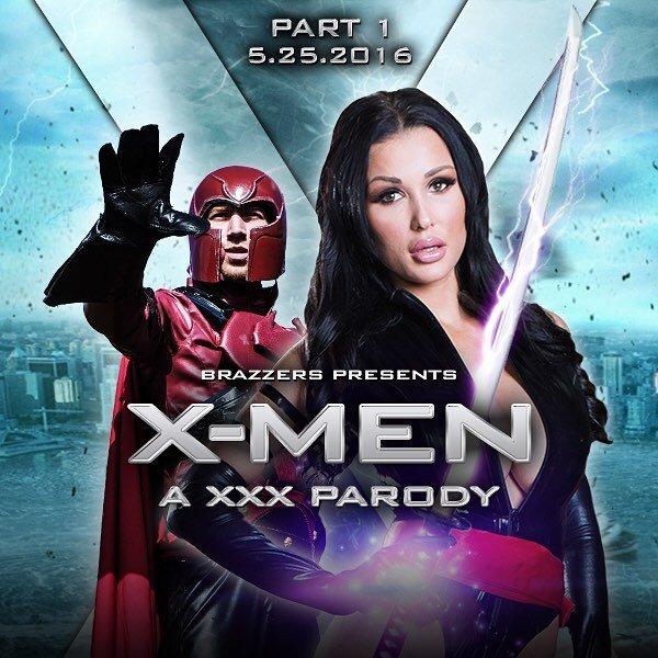 The x men porn