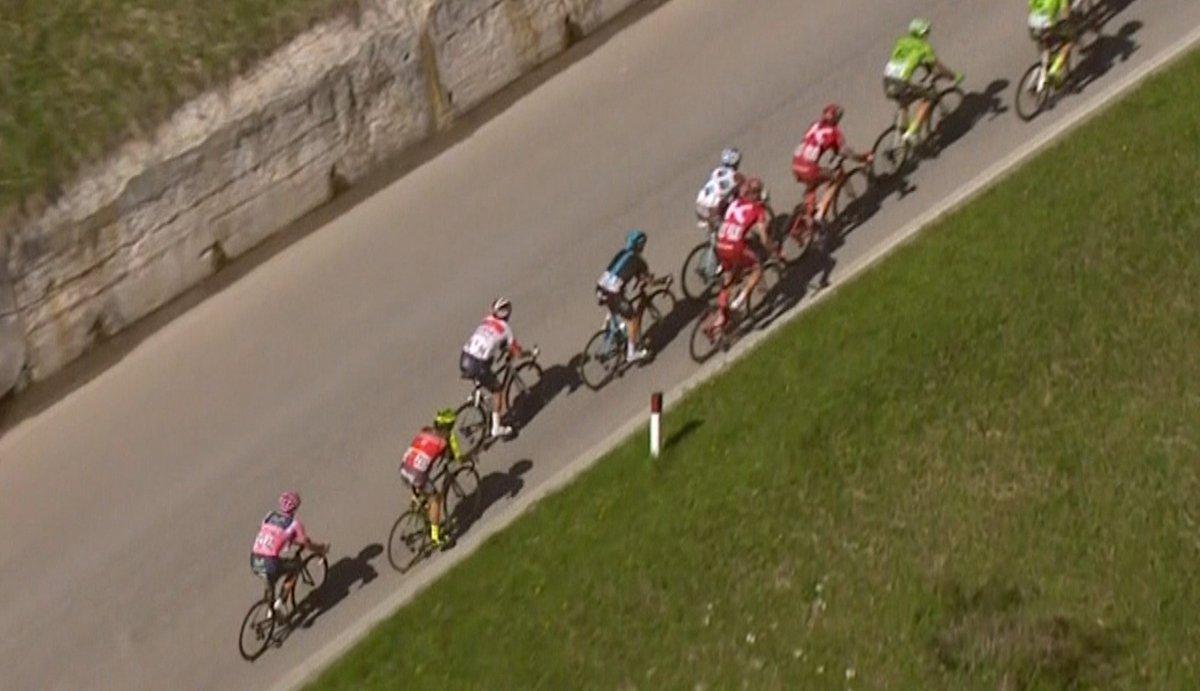 DIRETTA Giro d'Italia Live Streaming, oggi la tappa Bressanone-Andalo martedì 24 maggio 2016