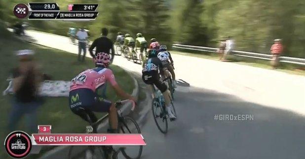 Ciclismo, Diretta Giro d'Italia: Arrivo tappa Corvara (Alta Badia) in live streaming tv