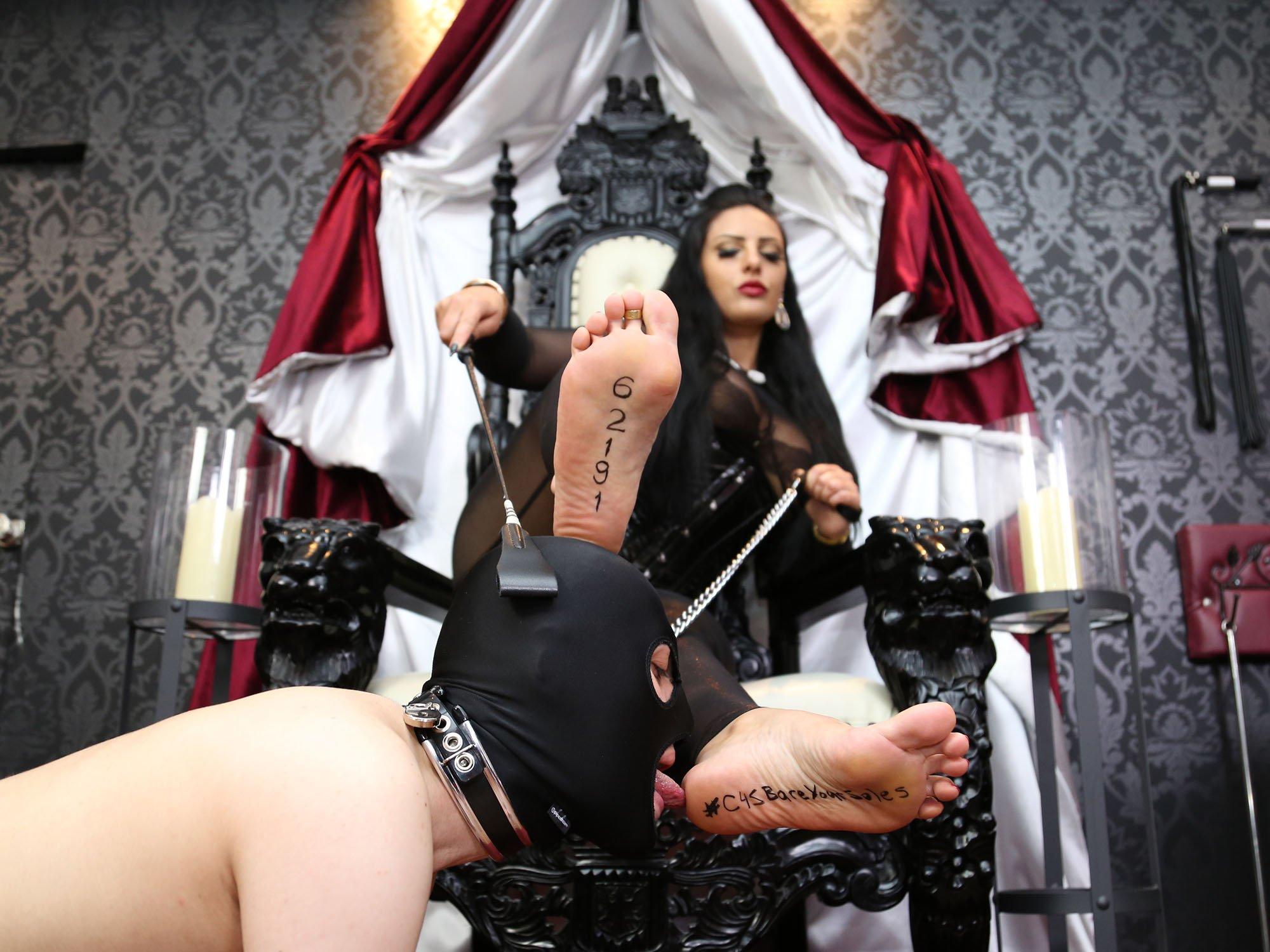 Domina femdom mistress info clip fetisch - 1 part 5