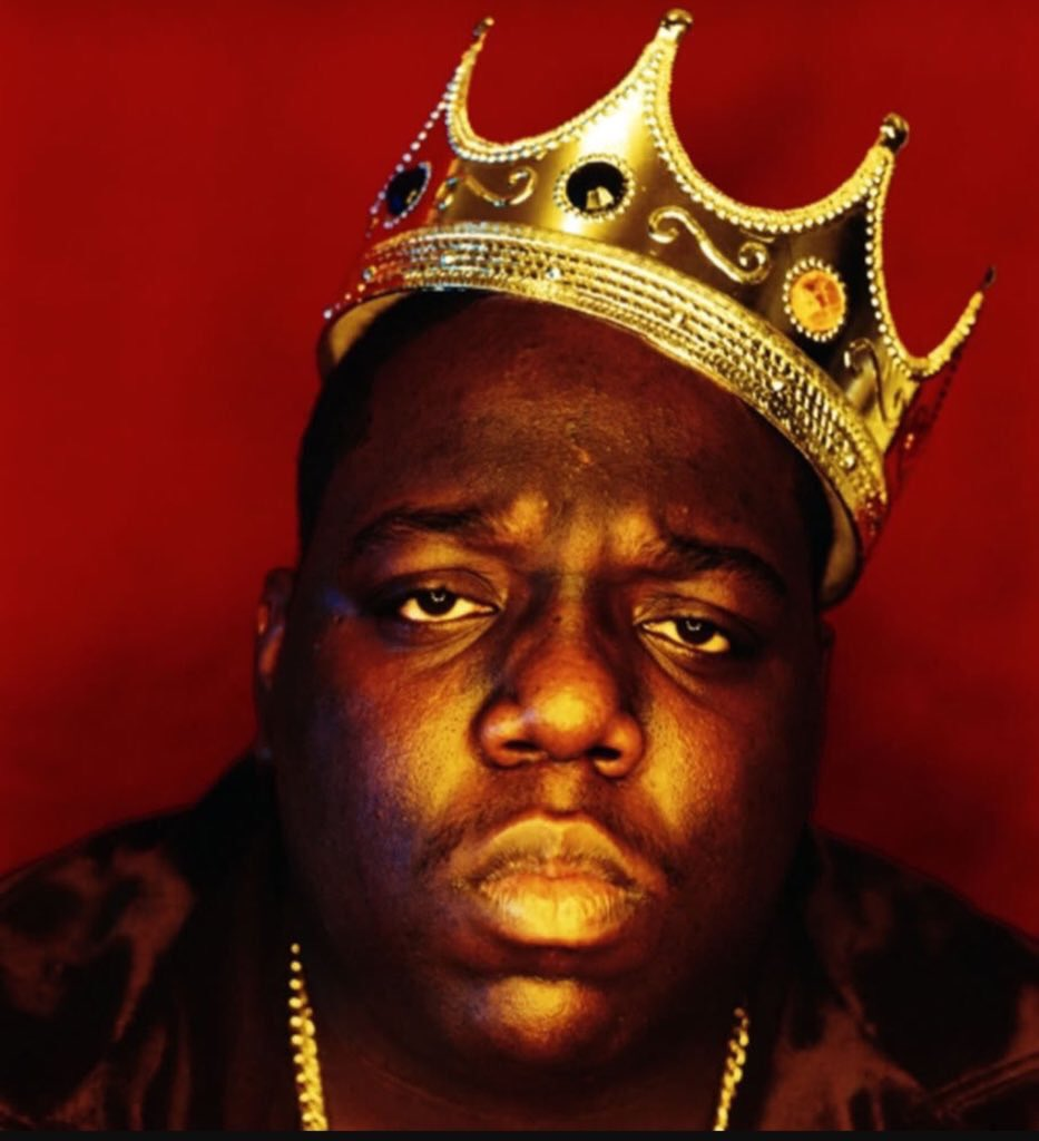 Happy Birthday to the legend Biggie Smalls! Rest In Peace 🙏