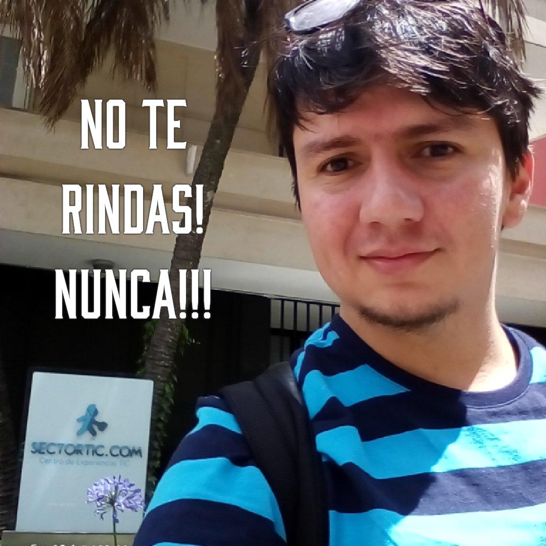 Por fin llegué a @AngelHack Bogotá y listo para empezar con mucha energía. @bogodev https://t.co/YHyCQTBWFz