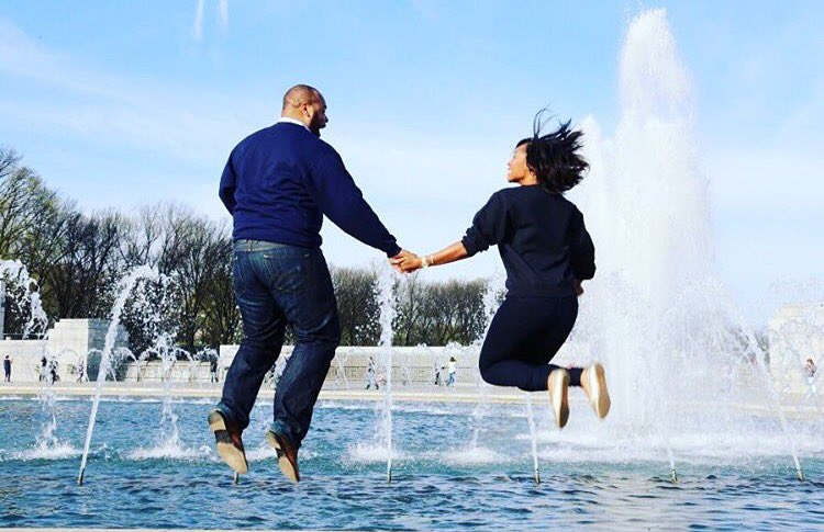 Big Congrats to @ms_shi_shi and @levarcrooms on their wedding today!!!! So proud & excited for y'all 2! #ShiVar2k16 https://t.co/syLx7HA3Oa