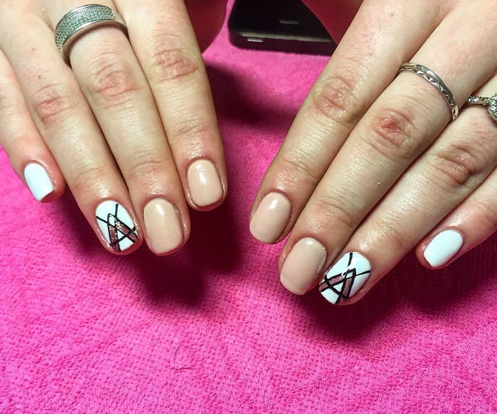 #гельлак #академгородок #nails #ногти #shellac #маникюрновосибирск #нск