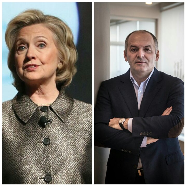 Image result for Mueller Investigating Trump Over $150K Donation From Ukrainian Who Gave Clintons $13 Million