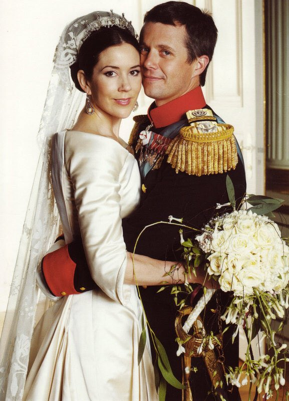 Hy 12th Wedding Anniversary To Crown Prince Frederik And Princess Mary Of Denmark Pic Twitter 1srrl4gdxz