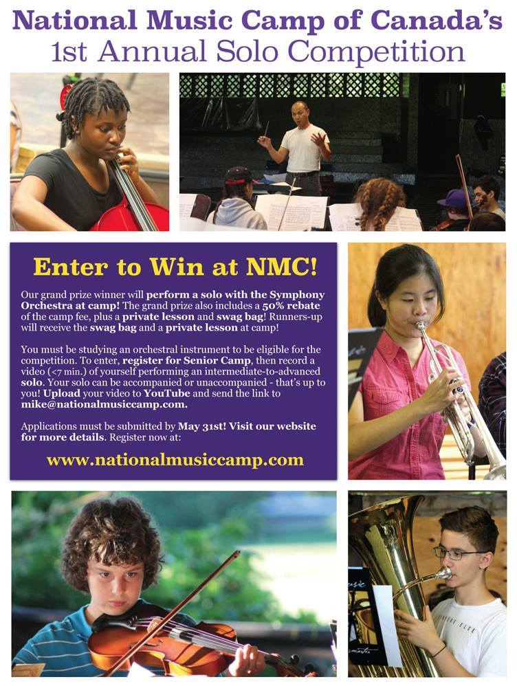 #Orchestra HS.Audition deadline #solo competition May 3.Register today. Get that video up!  http:// ow.ly/CDcQ300ccnM  &nbsp;  <br>http://pic.twitter.com/SdymEyg8h8