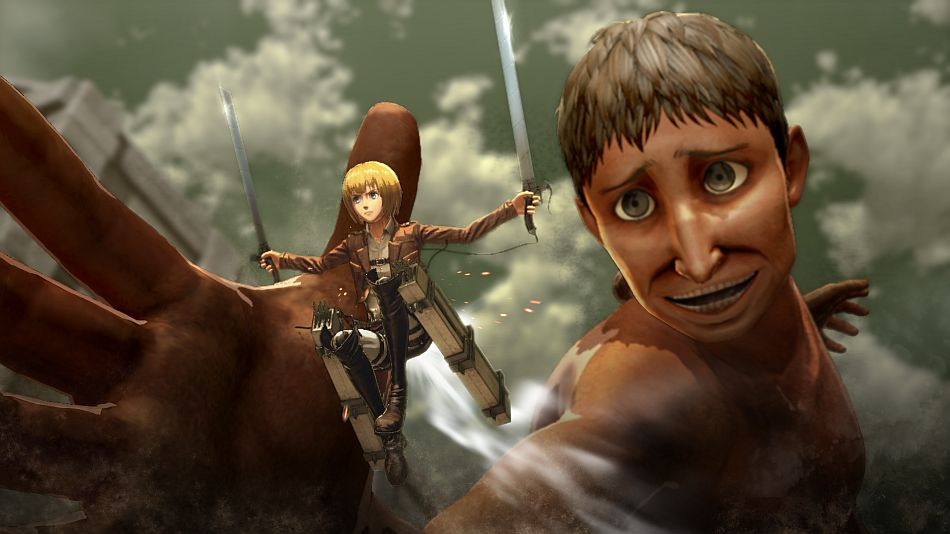 Attack on Titan Battle Footage, Pre-Order Bonuses & More Revealed 5