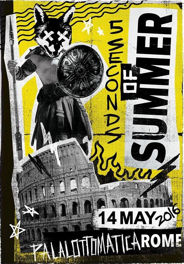 SOUNDS LIVE FEELS LIVE // ROME // 14.05.16